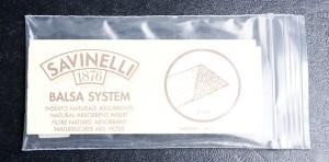 Savinelli 6mm 巴沙木濾心