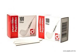 Denicotea 3mm 紙質濾心