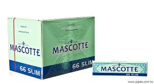 [量]Mascotte 66 Slim捲煙紙(每盒50本)