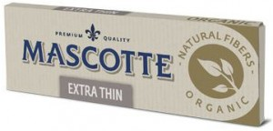 Mascotte 有機超薄捲煙米紙 Organic